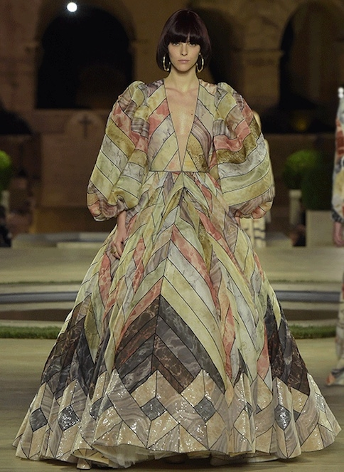 FENDI COUTURE: THE DAWN OF ROMANITY