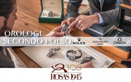 Cultura orologiera in stile Rosas 1945