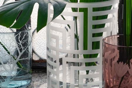 In viaggio fra 'Geometrie' di vetro