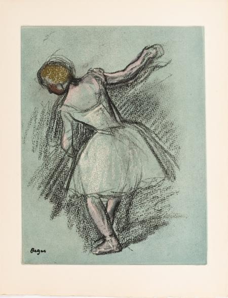 """La mostra """"Degas Danse Dessin"""" a bordo"""