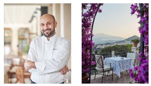 Arriva la prima stella al Belmond Grand Hotel Timeo di Taormina