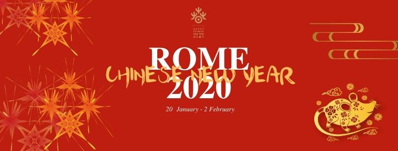 Rome Chinese New Year