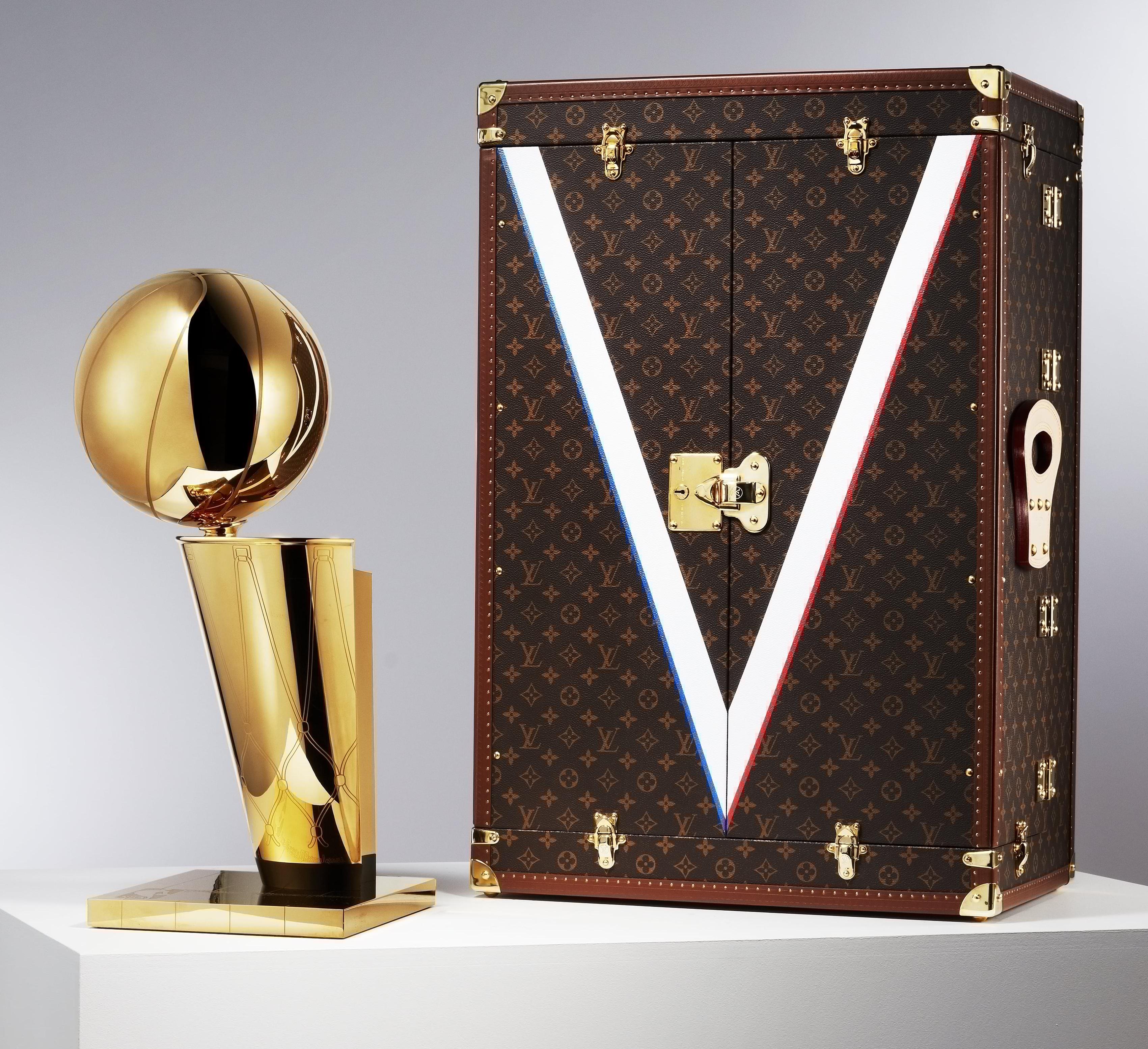 Louis Vuitton per la National Basket Association