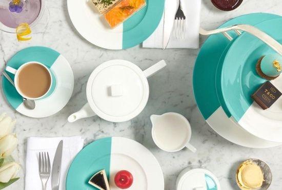 A Londra il primo Tiffany Blue Box Café d'Europa
