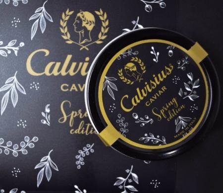 La primavera di Calvisius arriva a casa