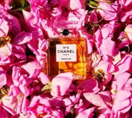 Le Rose di Maggio di CHANEL N°5