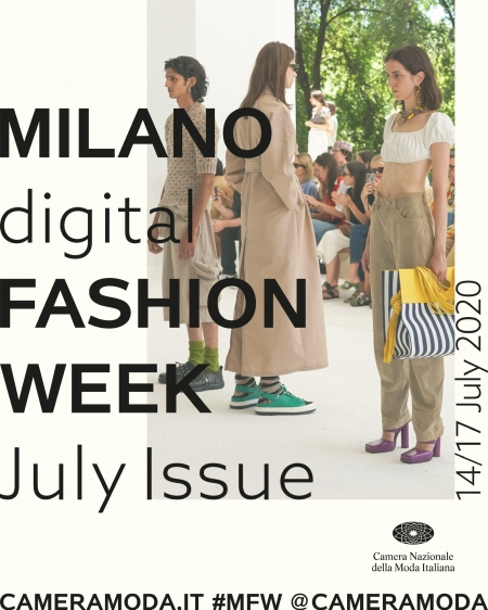 A Luglio la prima Milano Digital Fashion Week
