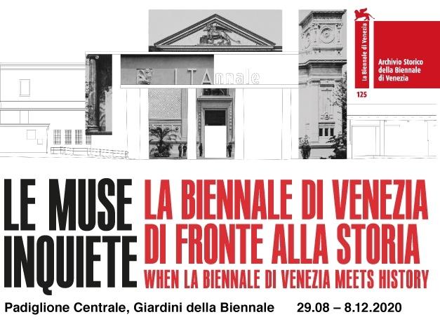 La Biennale di Venezia incontra la storia
