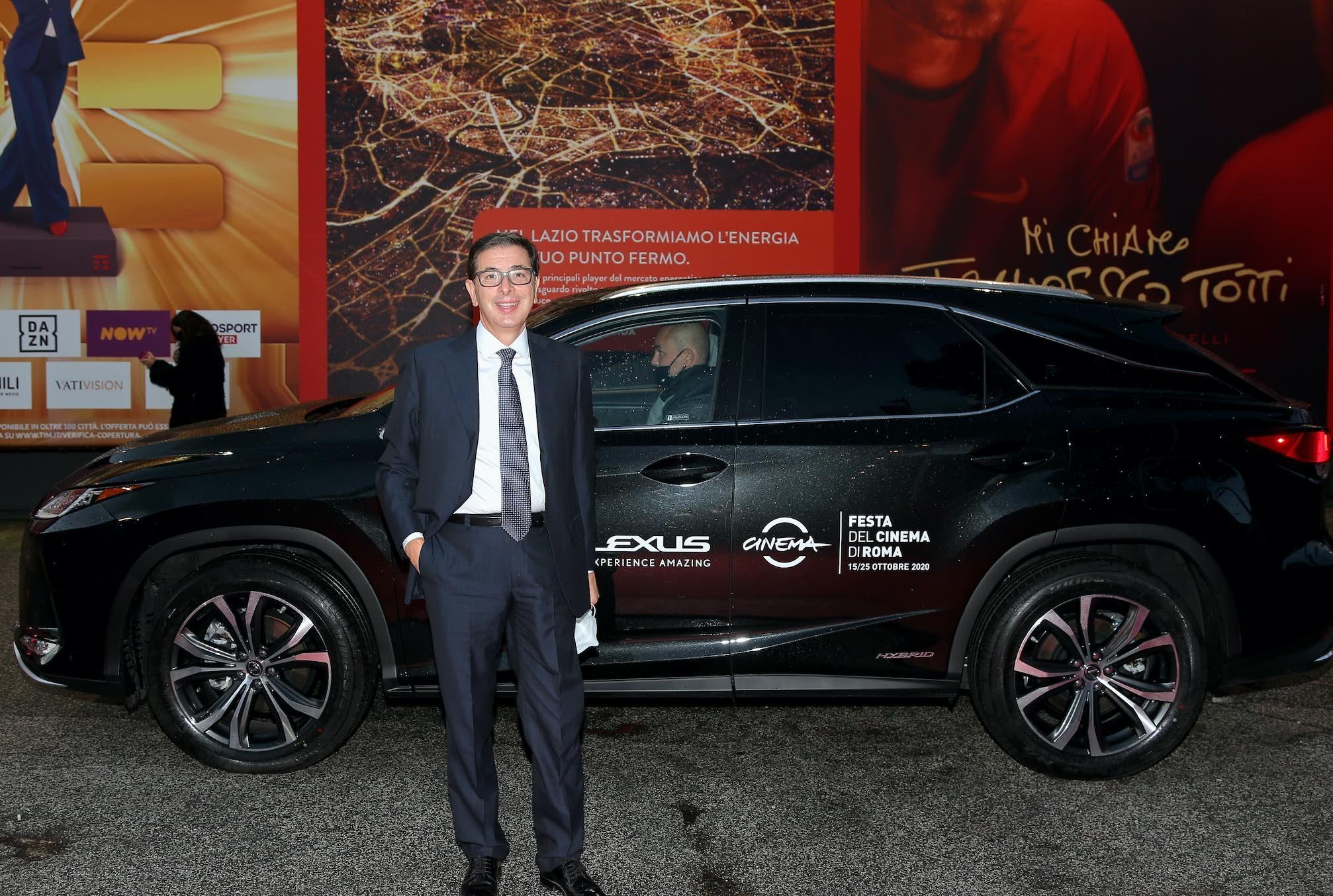 Il Cinema viaggia con Lexus