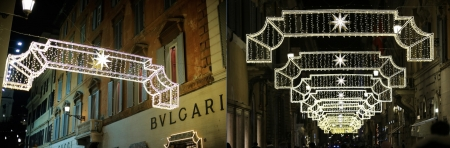 BULGARI illumina la Città Eterna