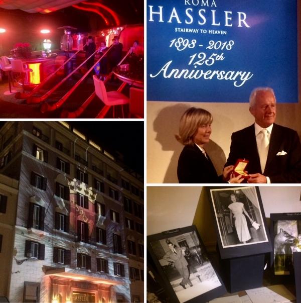 125 anni di Hassler