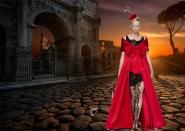 Moschino sfila a Roma