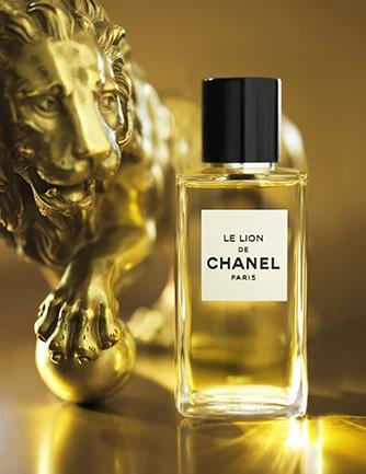 Il maestoso Leone simbolo di Chanel diviene fragranza