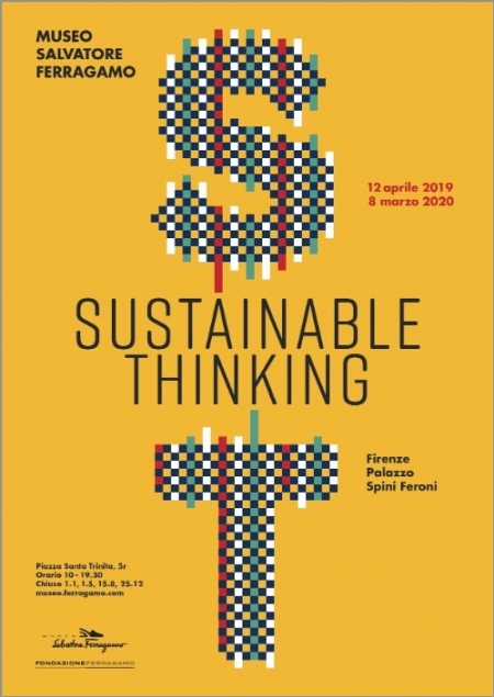 Sustainable Thinking al Museo Ferragamo