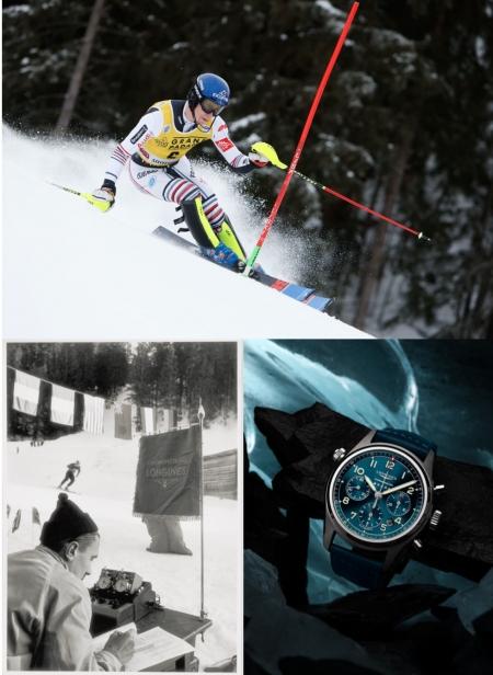 Il tempo di Cortina 2021 è Longines