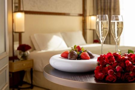 Pronti per una 'Fuga romantica' all'Hotel Eden