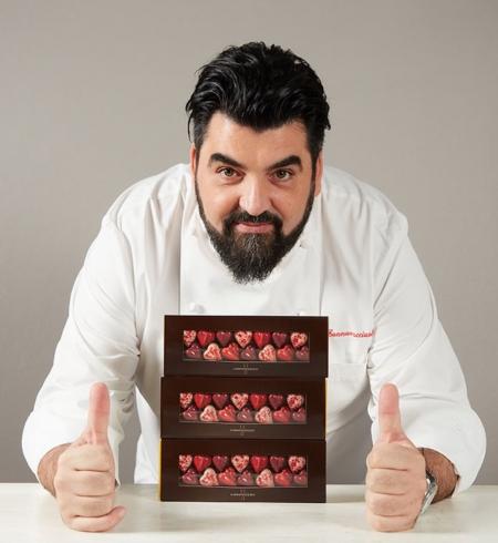 Le dolci creazioni di Chef Cannavacciuolo