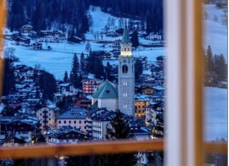 Da 120 anni è simbolo di Cortina