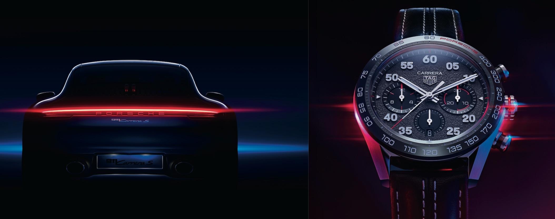 Porsche e TAG Heuer Leggende che puntano al futuro