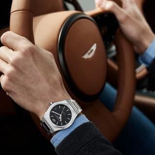 Aston Martin e Girard-Perregaux