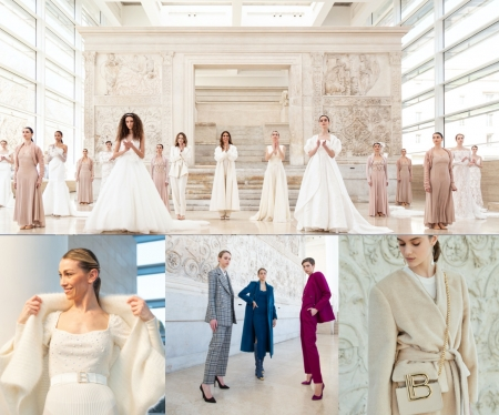 Age of Women all'Ara Pacis