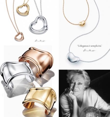 La rivoluzione di Elsa Peretti e Tiffany & Co.