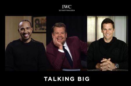 IWC unisce due campioni in