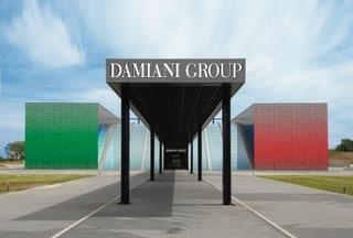 Damiani supporta l'Italia