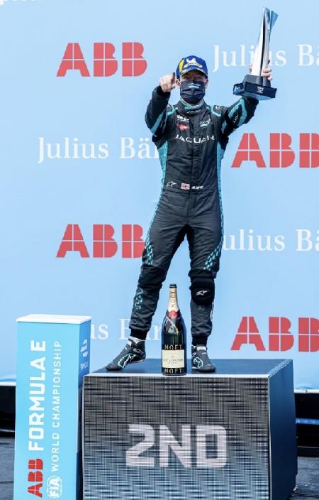 La Formula E brinda con Moët & Chandon