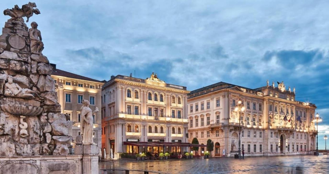 Il Grand Hotel Duchi d'Aosta brillerà di nuova luce