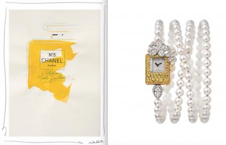 La collezione di Alta Gioielleria che celebra un secolo di Chanel N°5