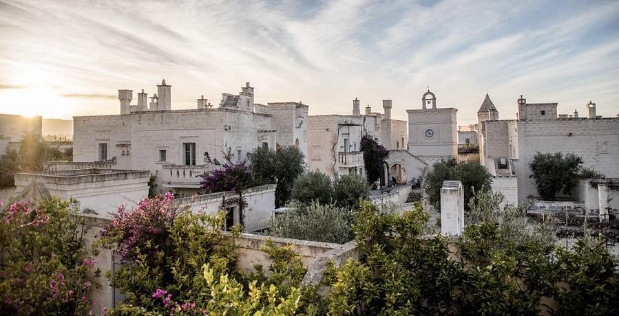 Borgo Egnazia risplende di nuova luce