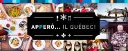 Sapori gourmet dal Québec