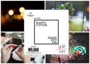 A Milano 'Happy Caviar' time
