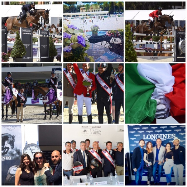L'ITALIA VINCE la FEI NATIONS CUP presented by LONGINES