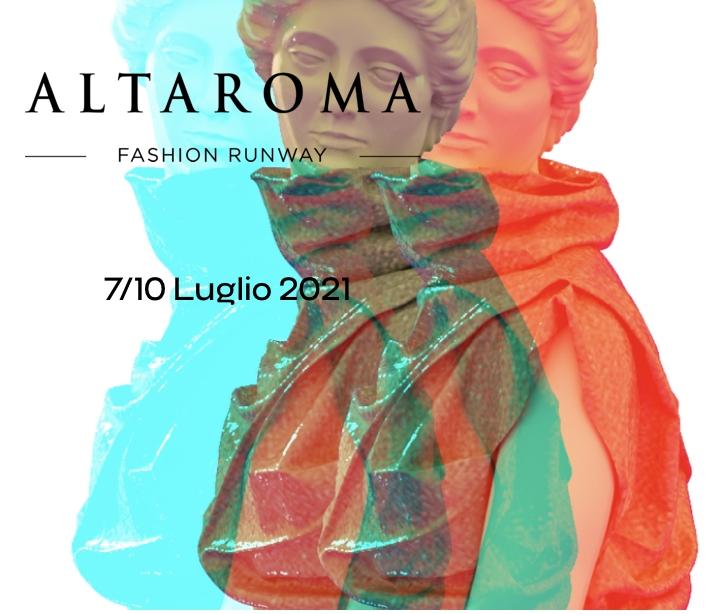 La moda del futuro riparte da AltaRoma