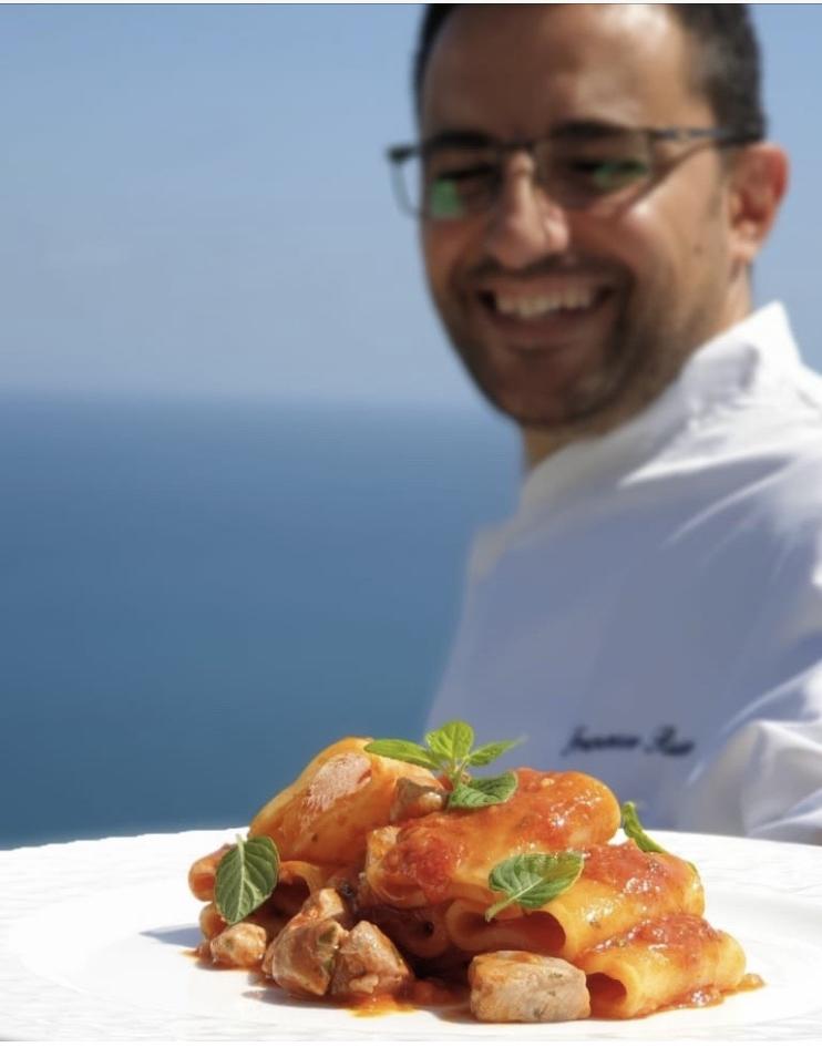 A Raito con lo chef Francesco Russo