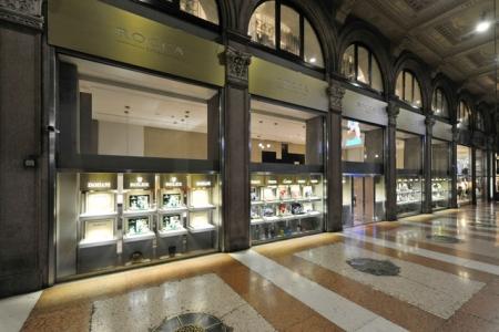 Il Gruppo Damiani investe in Galleria