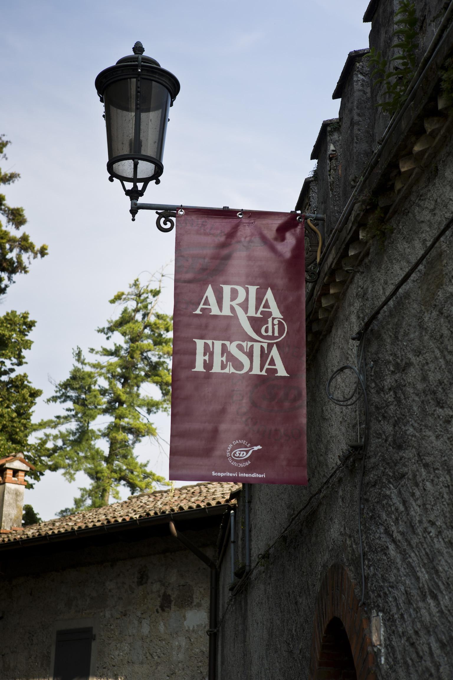 Aria di Festa a San Daniele del Friuli