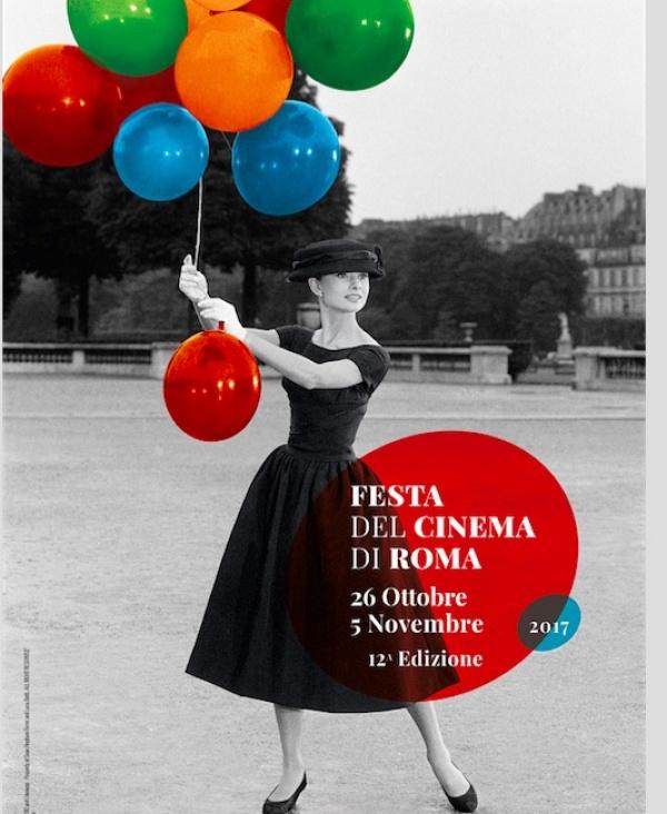 AUDREY HEPBURN PER LA FESTA DEL CINEMA DI ROMA