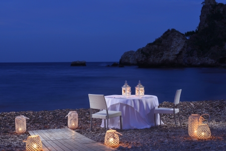 A Taormina serate sotto le stelle e menù d'autore