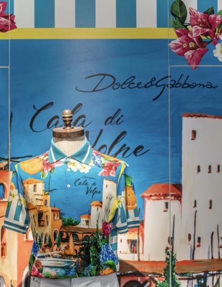 Dolce&Gabbana e Cala di Volpe
