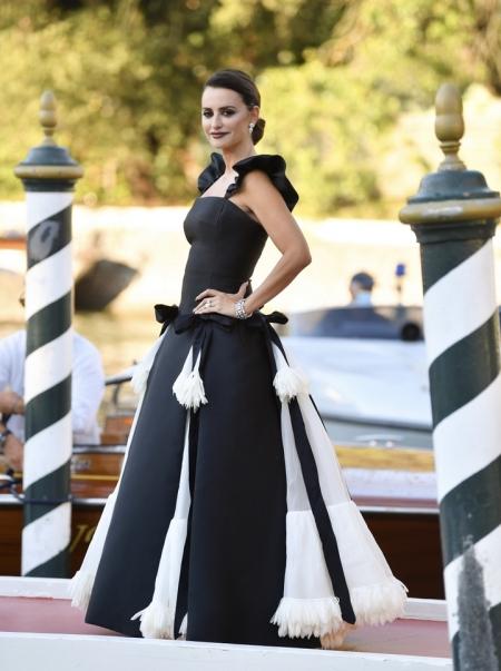 Penelope Cruz conquista Venezia