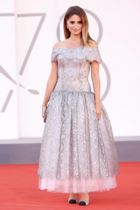 Penelope Cruz è la regina di Venezia