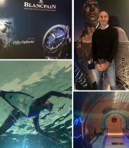 Un'immersione nel leggendario mondo di Blancpain