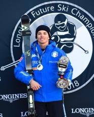 Longines Future Ski Champions in Svezia
