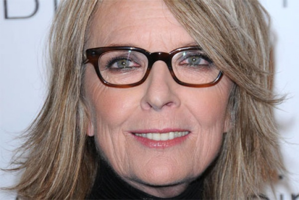 DAVID DI DONATELLO A DIANE KEATON