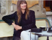 Caroline de Maigret e il suo BOY·FRIEND CHANEL
