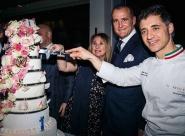 Party floreale per il primo compleanno dell'Hotel Eden