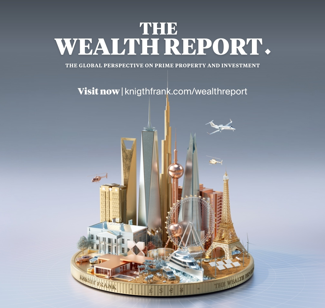 The Wealth Report by Knight Frank 2019